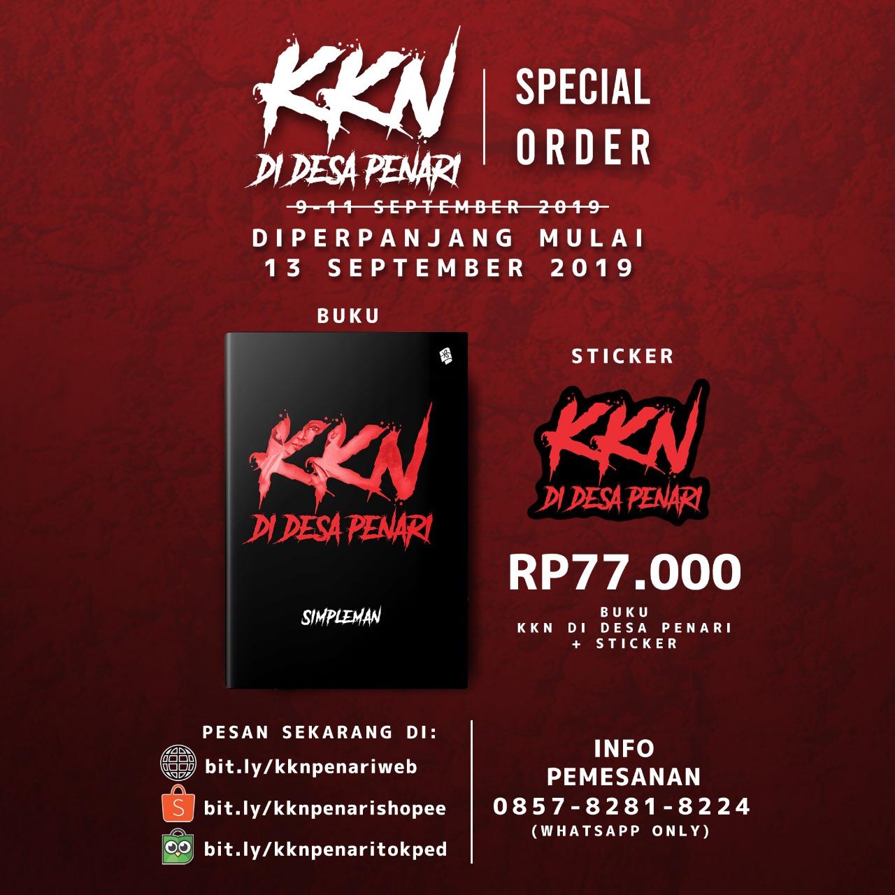 Special Order KKN Di Desa Penari