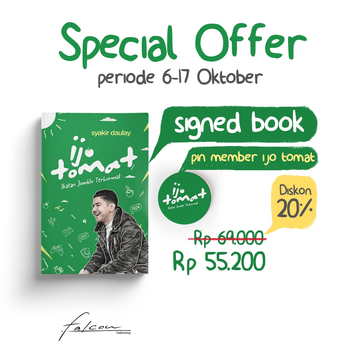 Special Offer Ijo Tomat