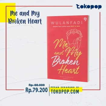 Me and My Broken Heart - Wulanfadi