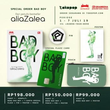 Special Order Bad Boy - Alia Zalea