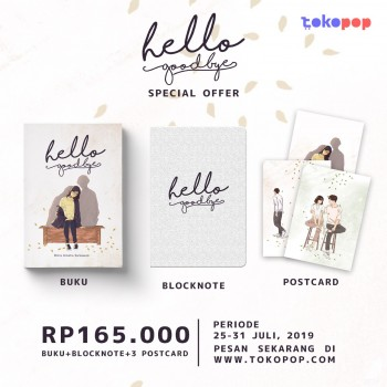 Special Offer Hello Goodbye - Ditta Amelia Saraswati