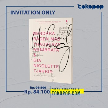 Invitation Only New Edition