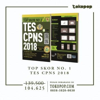 Top Skor No. 1 Tes CPNS 2018